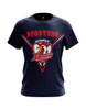 Sydney Roosters 2020 Authentica Kids Chevron Performance Tee