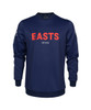 Sydney Roosters 2021 Castore Mens Easts Travel Crew