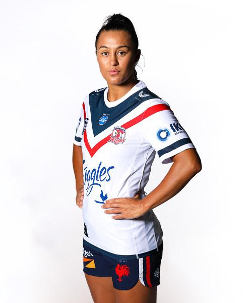 Sydney Roosters 2021 Castore Womens Away Jersey