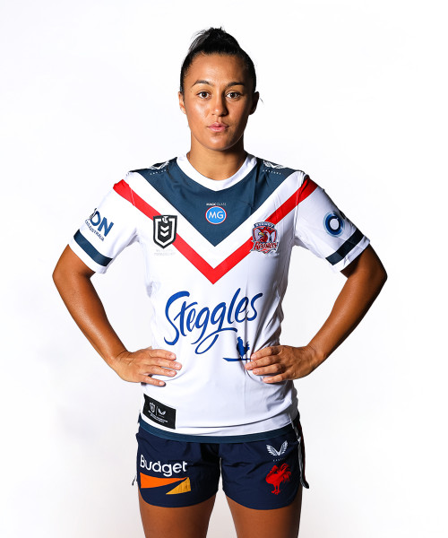 Sydney Roosters 2021 Castore Womens Away Jersey
