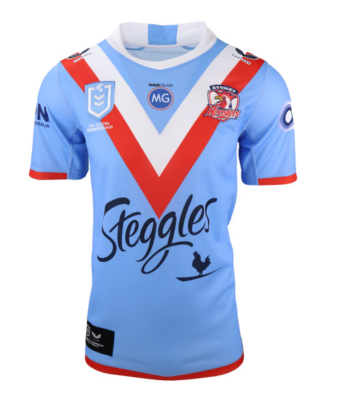 Sydney Roosters 2021 Castore Mens 'Wartime' ANZAC Jersey