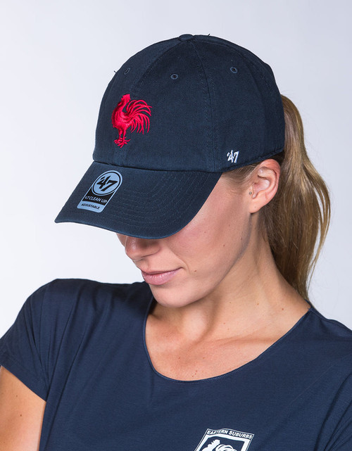 Sydney Roosters 47 Brand Heritage Clean Up Cap - Roosters Shop