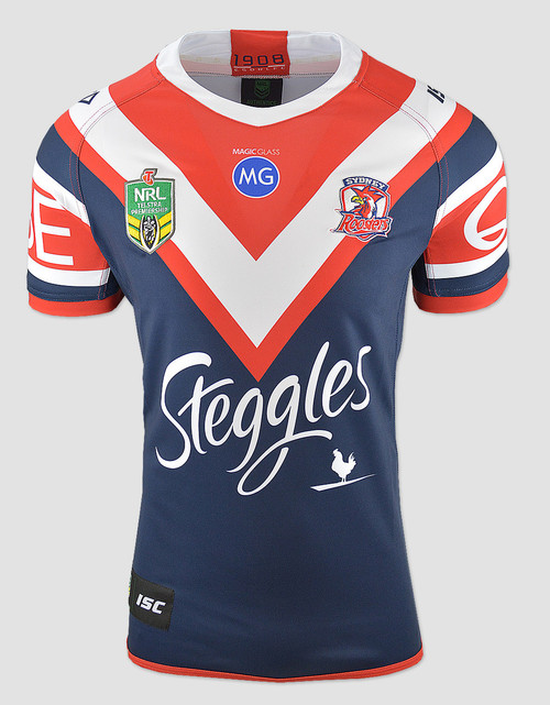 Sydney Roosters 2018 Mens Home Jersey - Roosters Shop cb1614406