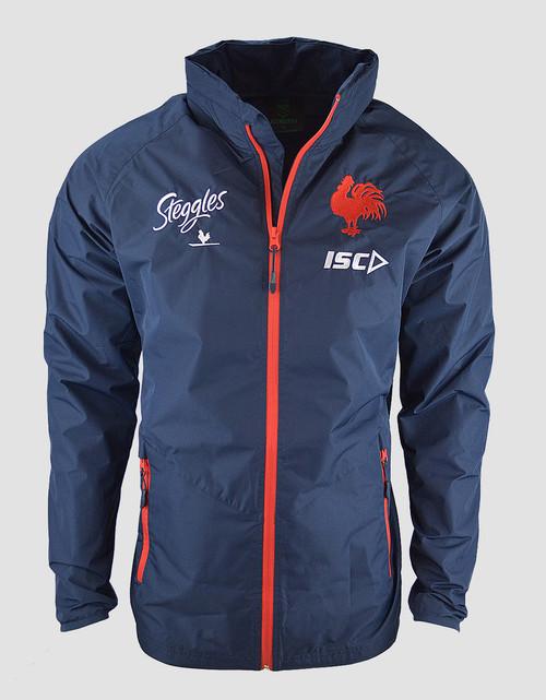 Sydney Roosters 2018 Kids Wet Weather Jacket