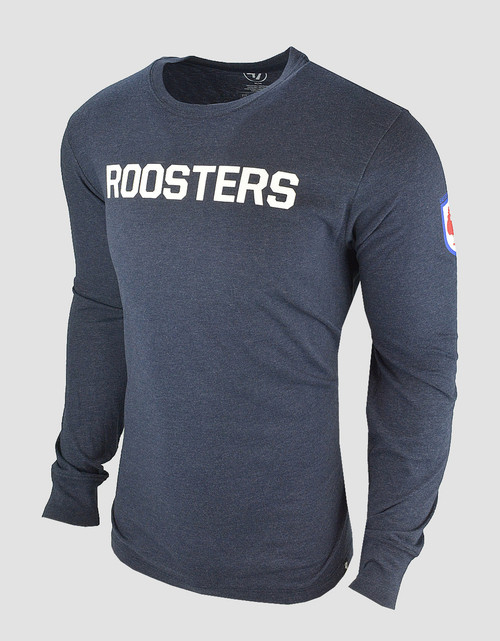 Sydney Roosters Mens 47 Brand Club L/S Tee
