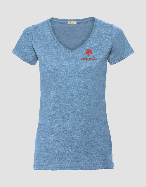 Sydney Roosters Womens 47 Brand Melrose Tee