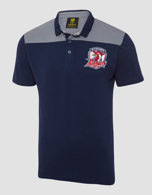 Sydney Roosters 2018 Mens Classic Knitted Polo