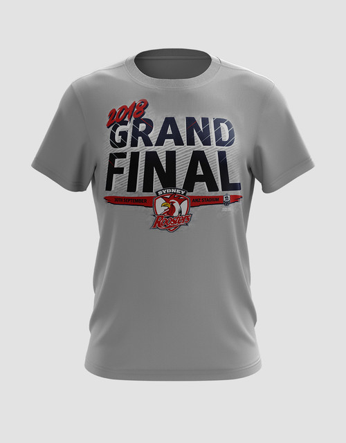 09994e87a3b Sydney Roosters 2018 Kids Classic Grand Final Tee