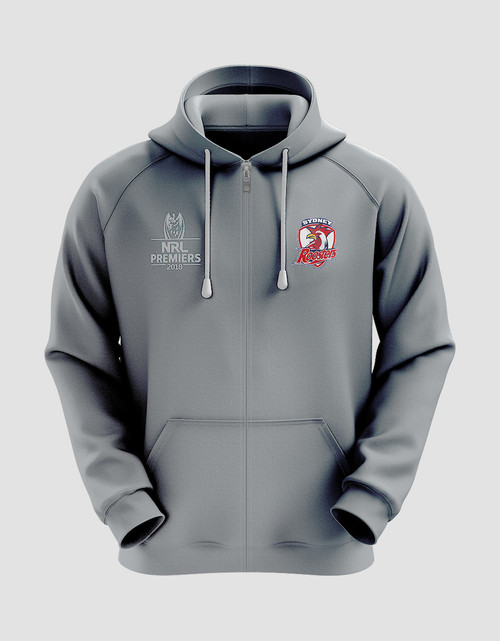 Sydney Roosters 2018 Mens Classic Premiers Hoody
