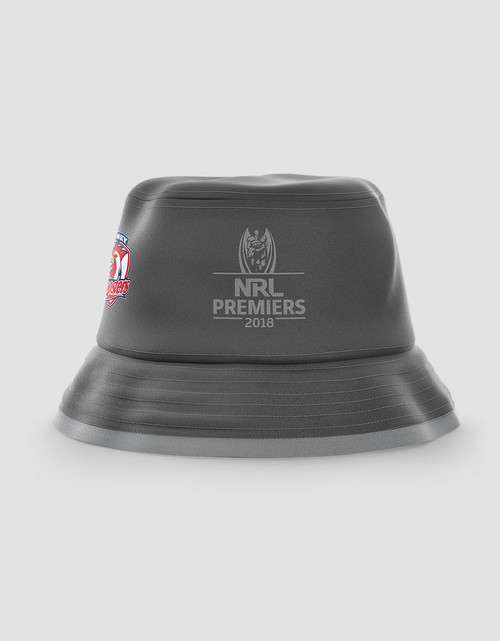 Sydney Roosters 2018 Classic Premiers Bucket Hat