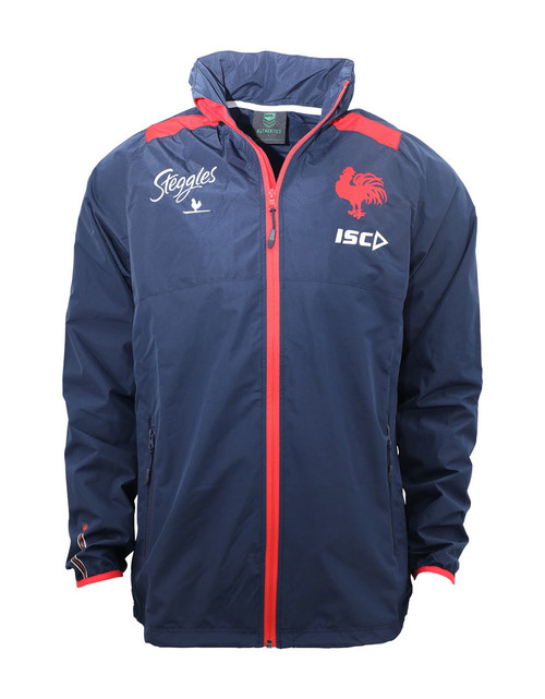 Sydney Roosters 2019 ISC Kids Wet Weather Jacket