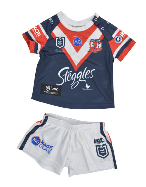 Sydney Roosters 2019 ISC Toddlers Home Jersey Set