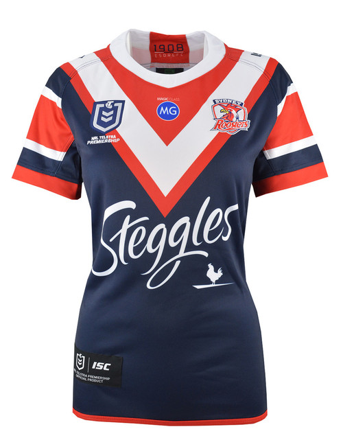 Sydney Roosters 2019 ISC Womens Home Jersey ac309ba5a4