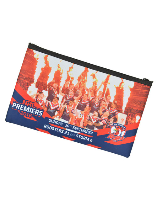 Sydney Roosters 2018 Premiers Pencil Case