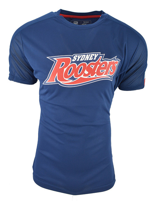 Sydney Roosters 2019 Kids Classic Performance Tee