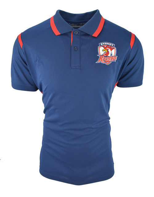Sydney Roosters 2019 Mens Classic Performance Polo