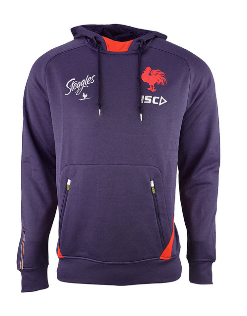 Sydney Roosters 2019 ISC Mens Squad Hoody - Navy