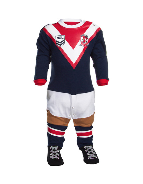 Sydney Roosters Infants Footysuit