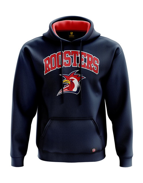 Sydney Roosters 2019 Mens Classic Club Fleece Hoody