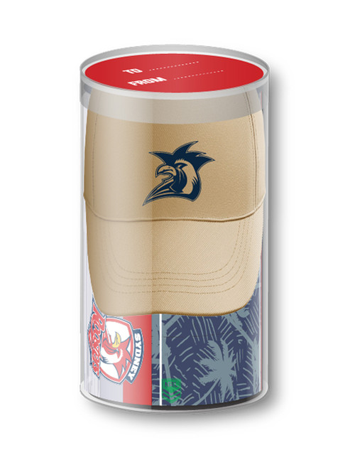 Sydney Roosters Mens Classic Beach Tube Pack