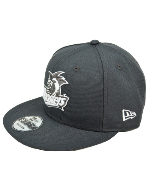 Sydney Roosters New Era 9Fifty Graphite Tonal Cap