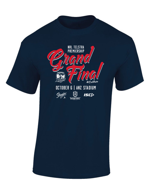 Sydney Roosters 2019 Mens ISC Grand Final Tee