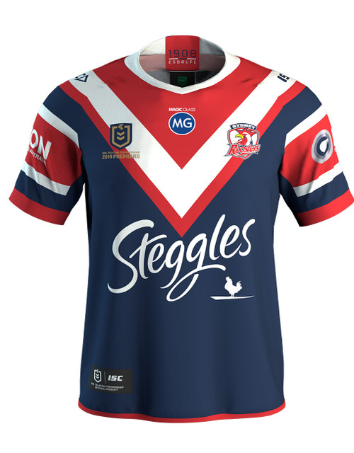 Sydney Roosters 2019 ISC Mens Premiers Jersey