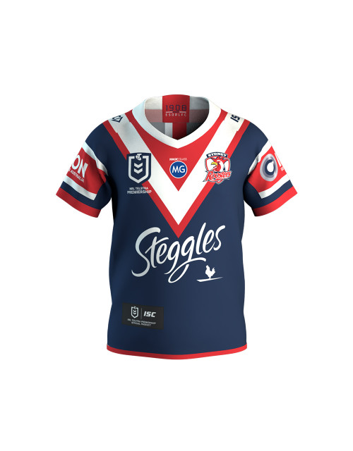 Sydney Roosters 2020 ISC Kids Home Jersey