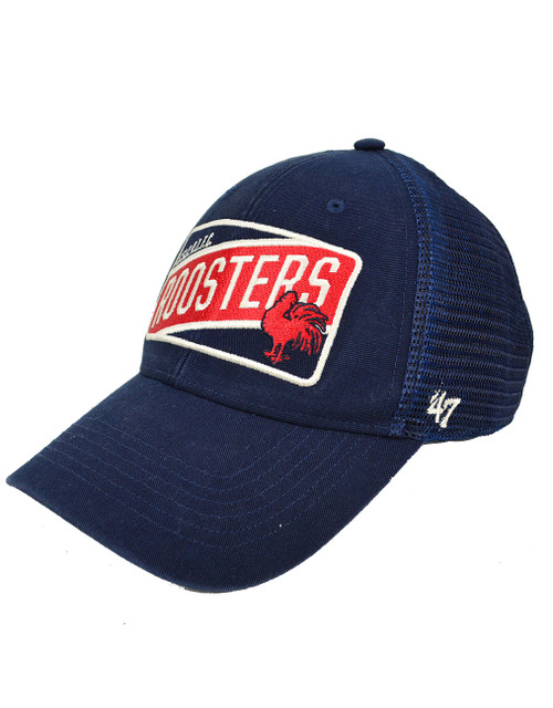 Sydney Roosters 47 Brand Slash Patch Cap