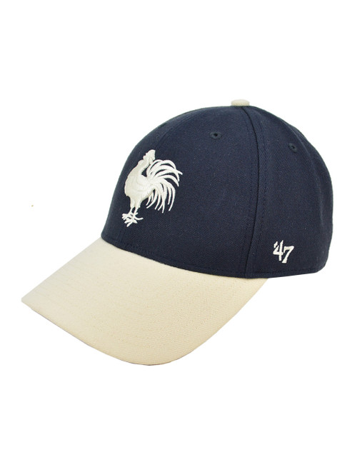 Sydney Roosters 47 Brand Two Tone MVP Navy/Natural