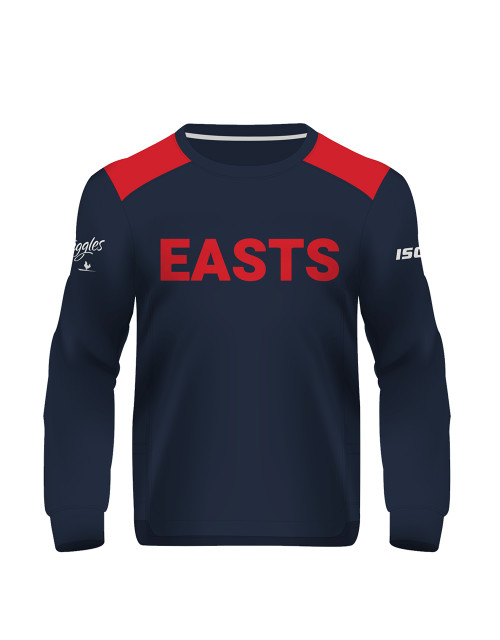 Sydney Roosters 2020 ISC Mens Squad Crew Top