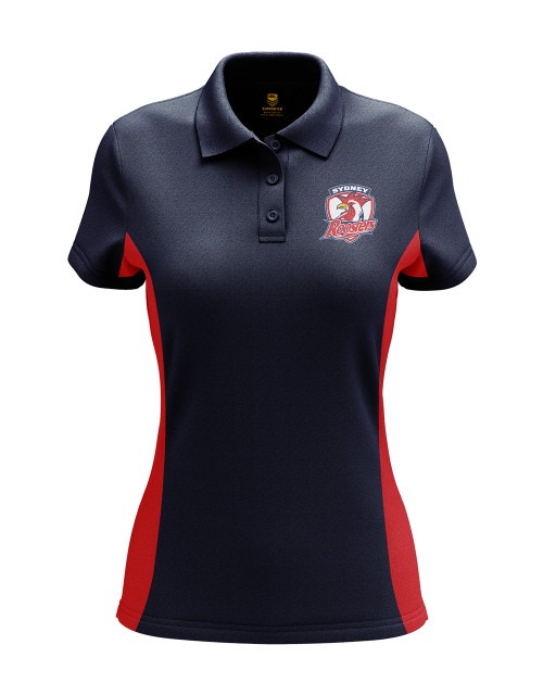Sydney Roosters 2020 Authentica Womens Club Polo