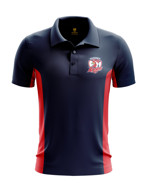 Sydney Roosters 2020 Authentica Mens Lifestyle Polo