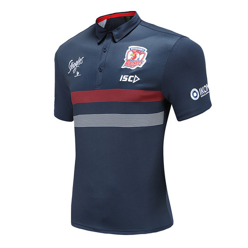 Sydney Roosters 2020 ISC Kids Media Polo
