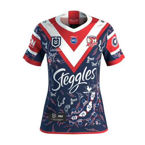Sydney Roosters 2020 ISC Womens Indigenous Jersey