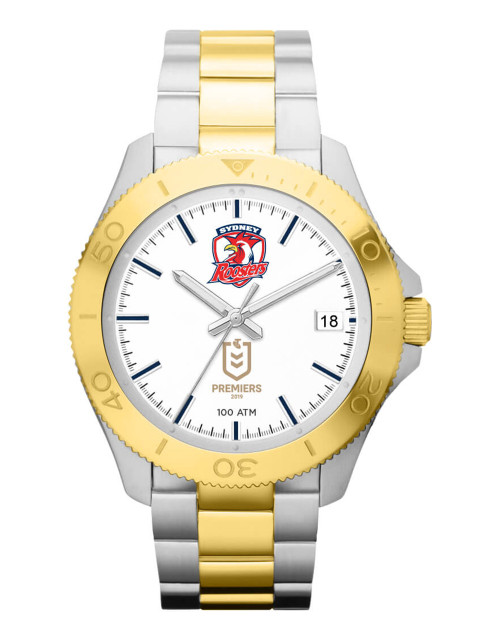 Sydney Roosters 2019 Premiers Two Tone Watch