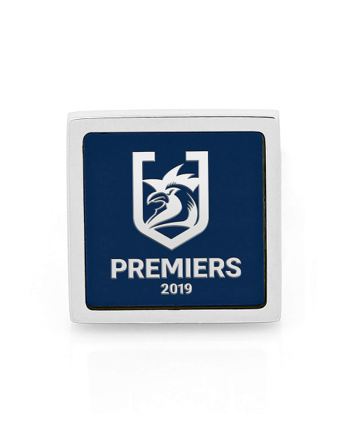 Sydney Roosters 2019 Premiers Cufflink and Tie Set
