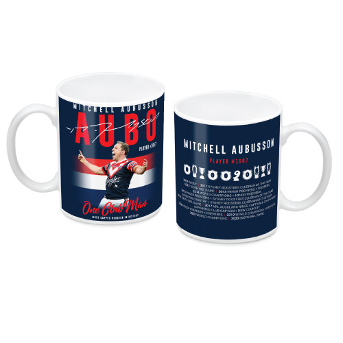 Sydney Roosters 2020 Mitchell Aubusson Coffee Mug