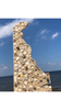 """Delaware Beaches® Sand and Shells """"State of Delaware"""" Plaque"""