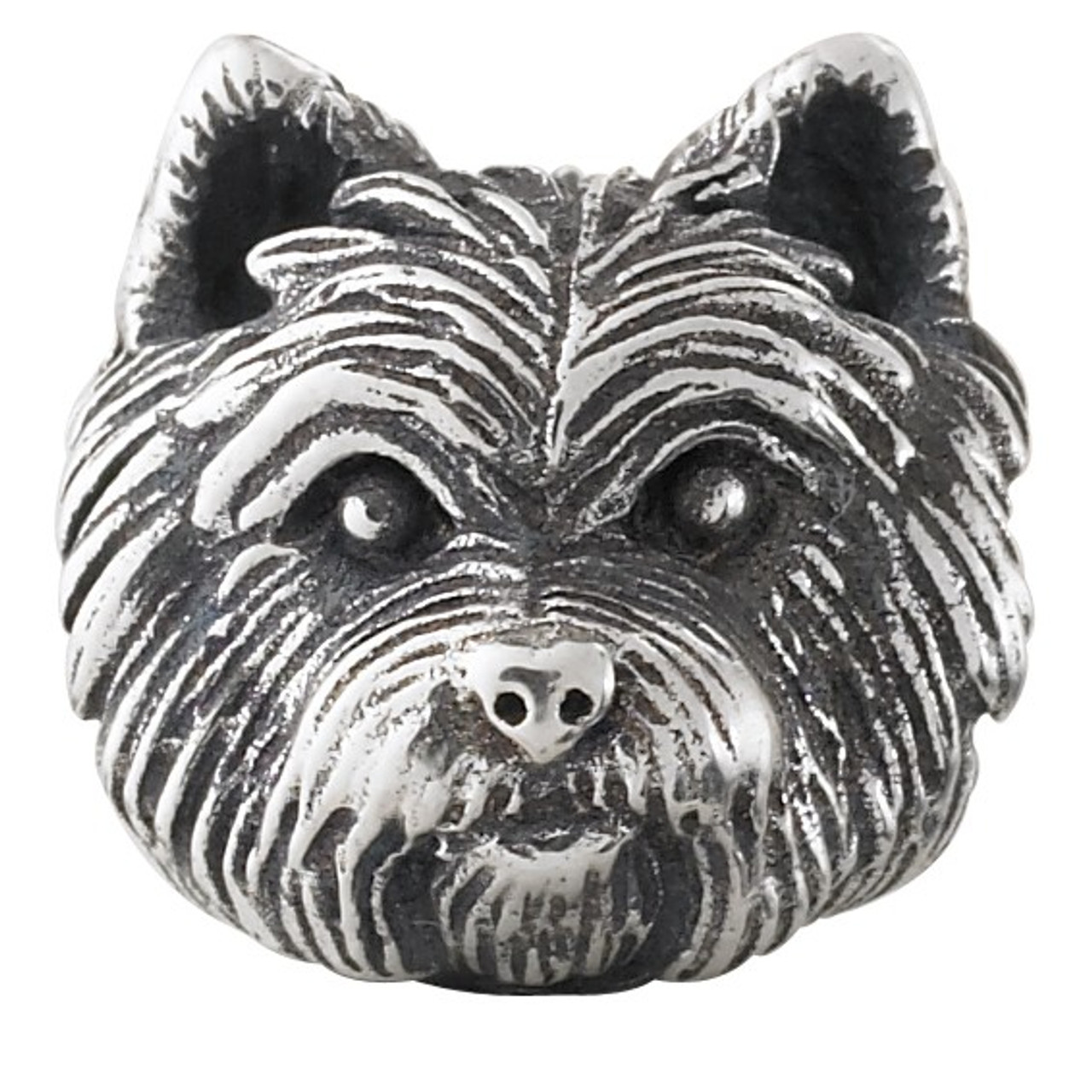 11ec68187 West Highland Terrier Charm Bead - Michael Gallagher Jewelers