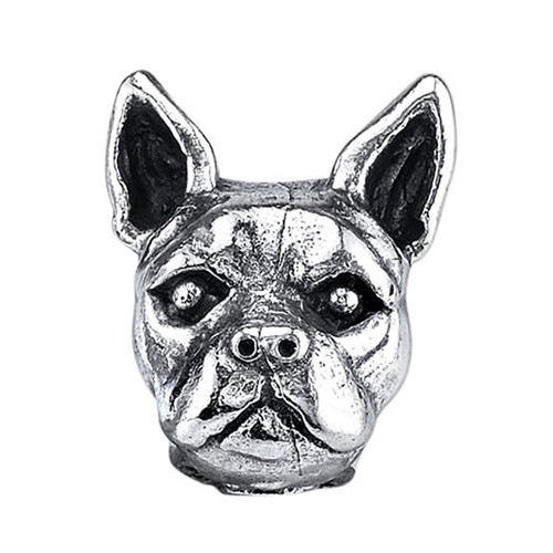 Boston Terrier Bead