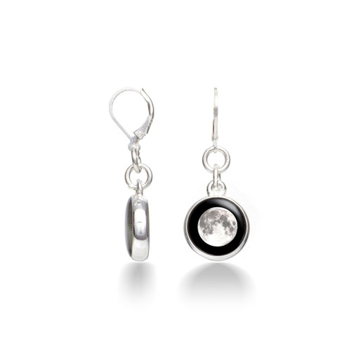 Moonglow Celestial Moonrise Earrings