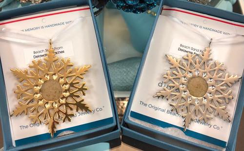 Delaware Beaches® Dune Gold Snowflake