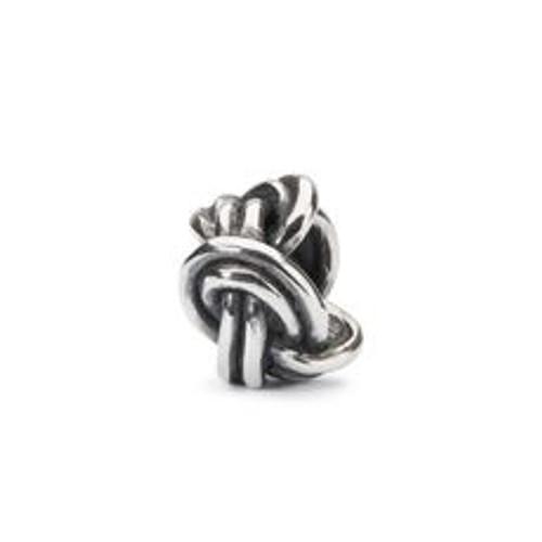 Trollbead Sterling Silver Savoy Knot Bead COMING SOON!