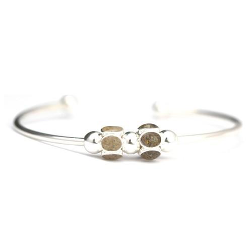 Two Sandbead Bracelet