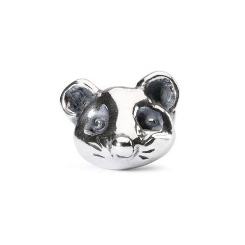 Trollbeads Impulsive Mouse Bead