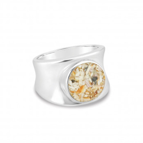 Dune Sterling Silver Bayview Ring