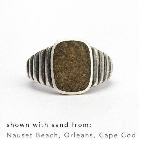 Men's Sandstep Ring
