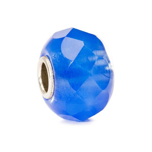 Trollbeads Denim Prism Bead