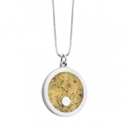 Dune Luxe Sand Island Necklace